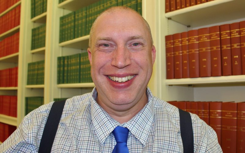 Dan Coote / 1st Junior Clerk