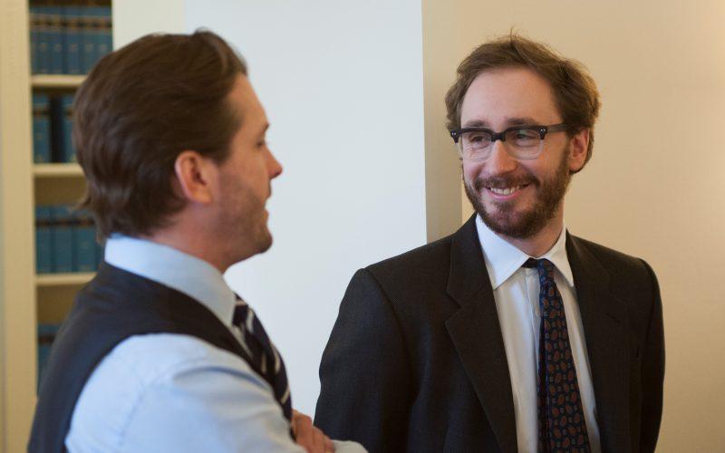 Alexander Drapkin and Matthew Paton