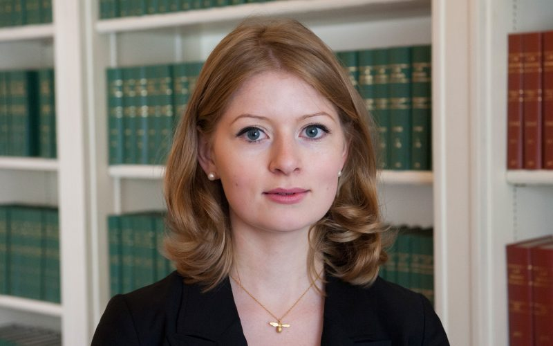Rose Fetherstonhaugh, Junior Counsel