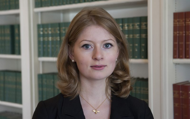 Rose Fetherstonhaugh joins chambers as new tenant