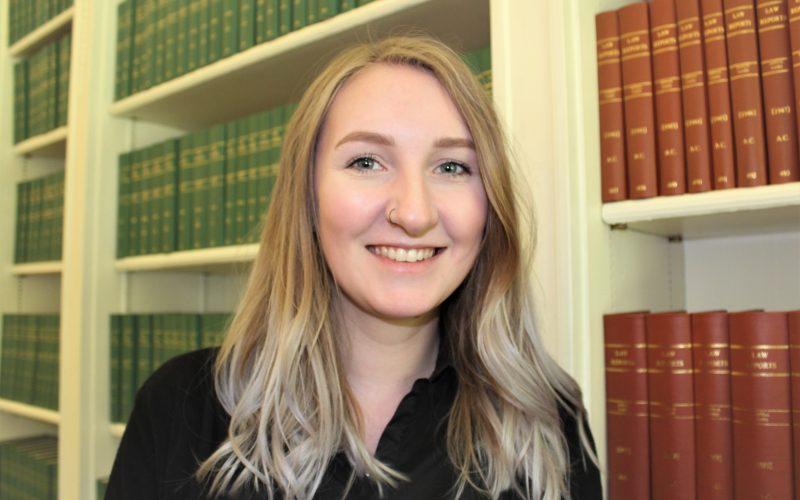 Ciara Moore / Junior clerk